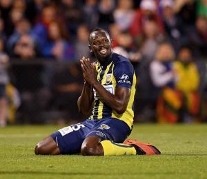 Usain Bolt sorprendido por tener que pasar un control antidopaje