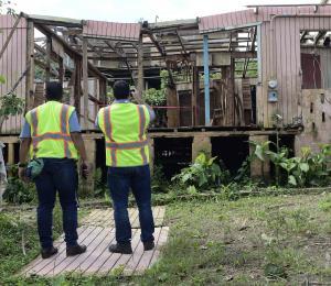 Aumenta el estimado de daños a la economía por el huracán María