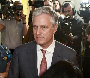 Donald Trump escoge a Robert O'Brien como su nuevo asesor de Seguridad Nacional