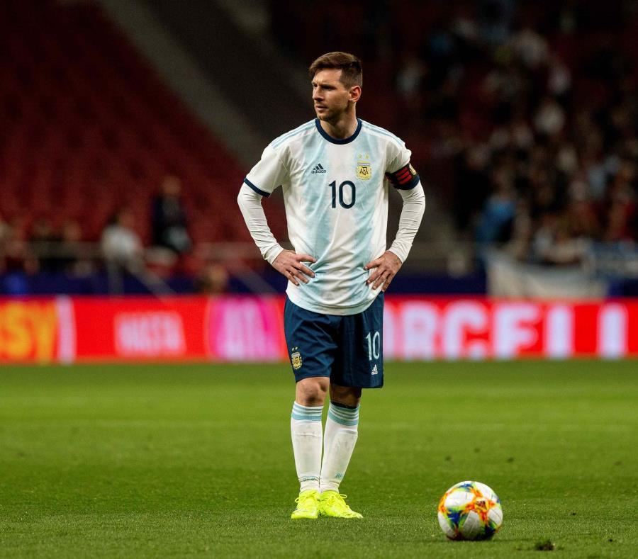 Messi se tomó un descanso de la selección tras la fallida experiencia en Rusia. (EFE) (semisquare-x3)