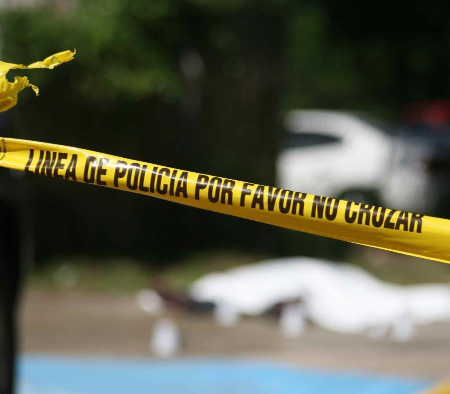 Agentes adscritos a la División de Homicidios del CIC se hicieron cargo de la investigación. (semisquare-x3)