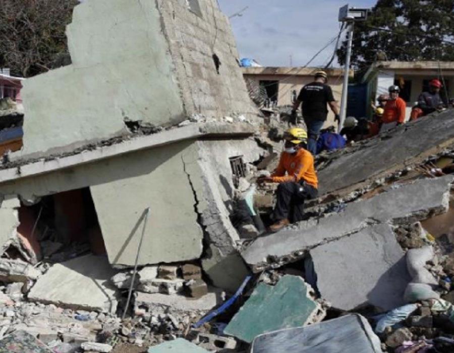 Las víctimas estaban trabajando en la construcción de un hotel (semisquare-x3)