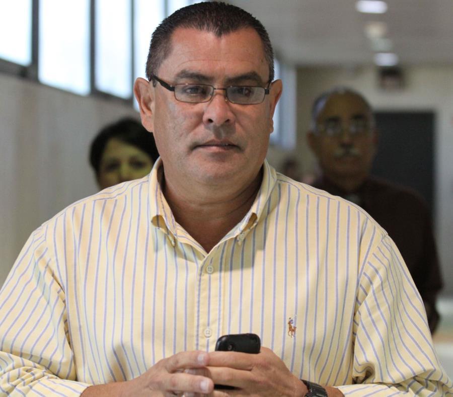 El alcalde de Ciales, Luis