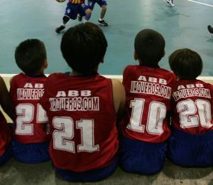 La realidad del deporte infantil