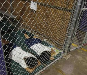 Niños confinados: Un crimen contra la humanidad