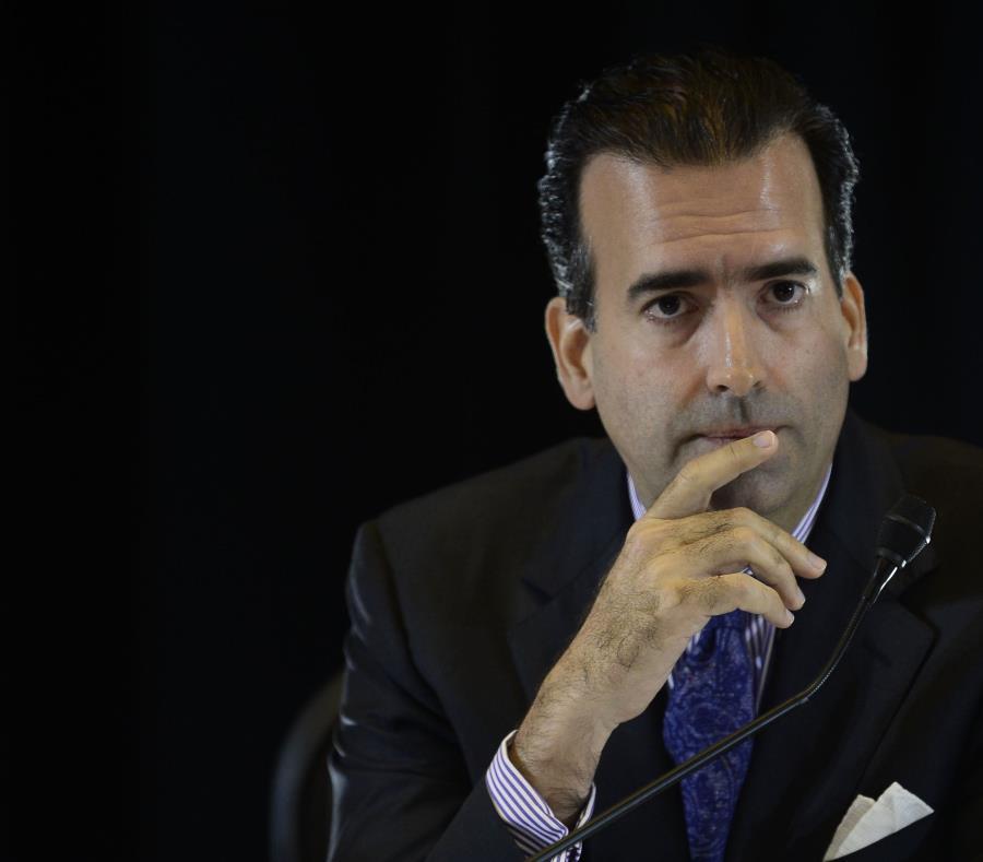 José Carrión III, Lead the Oversight Board. (semisquare-x3)