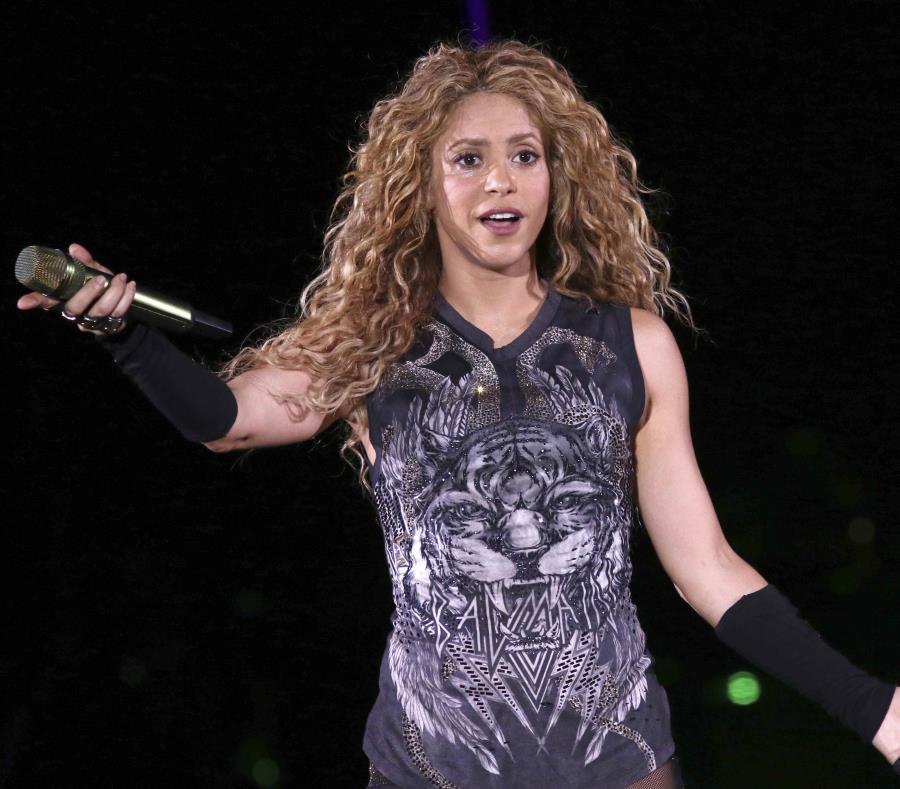 Shakira cancela un concierto en Los Ángeles (semisquare-x3)
