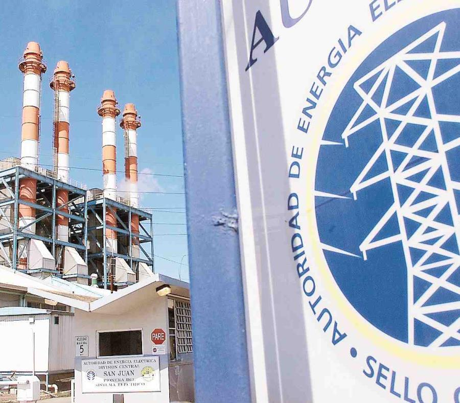 This file photo shows a Puerto Rico Electric Power Authority (PREPA) station. (GFR Media) (semisquare-x3)