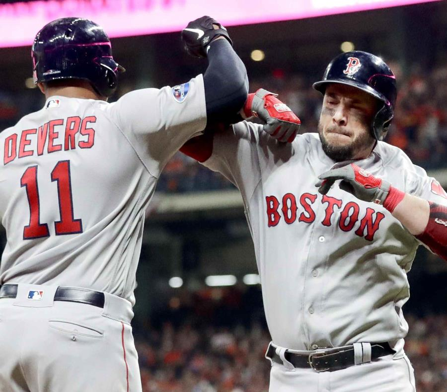El Jugador Más Valioso de la Serie Mundial se queda en Boston