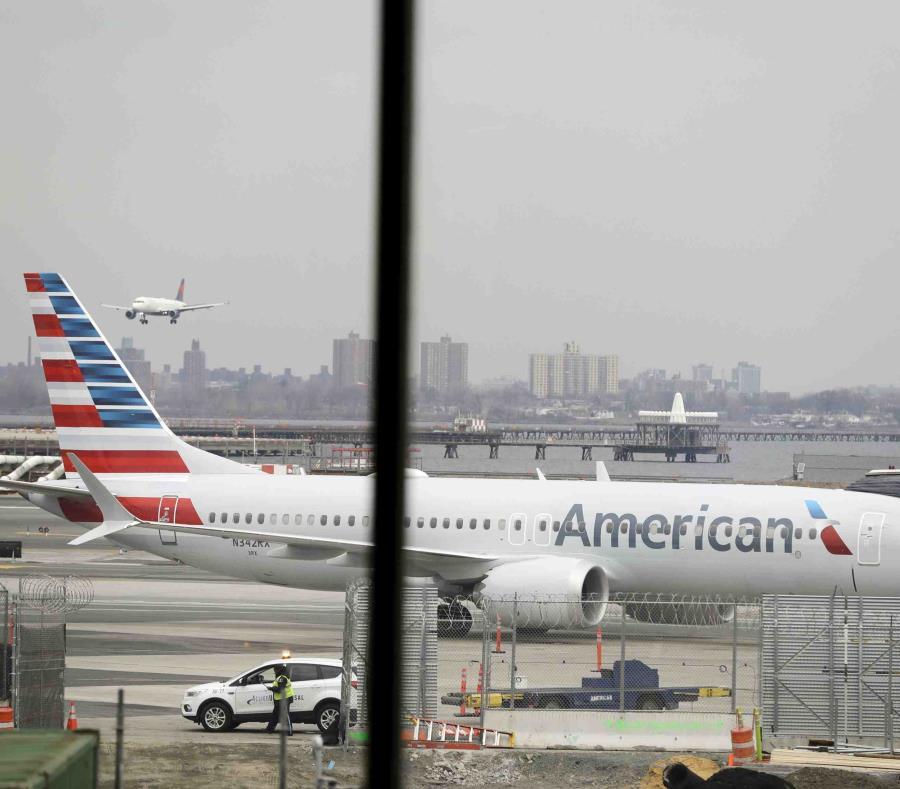 Pasajeros vomitan en pleno vuelo en EE.UU