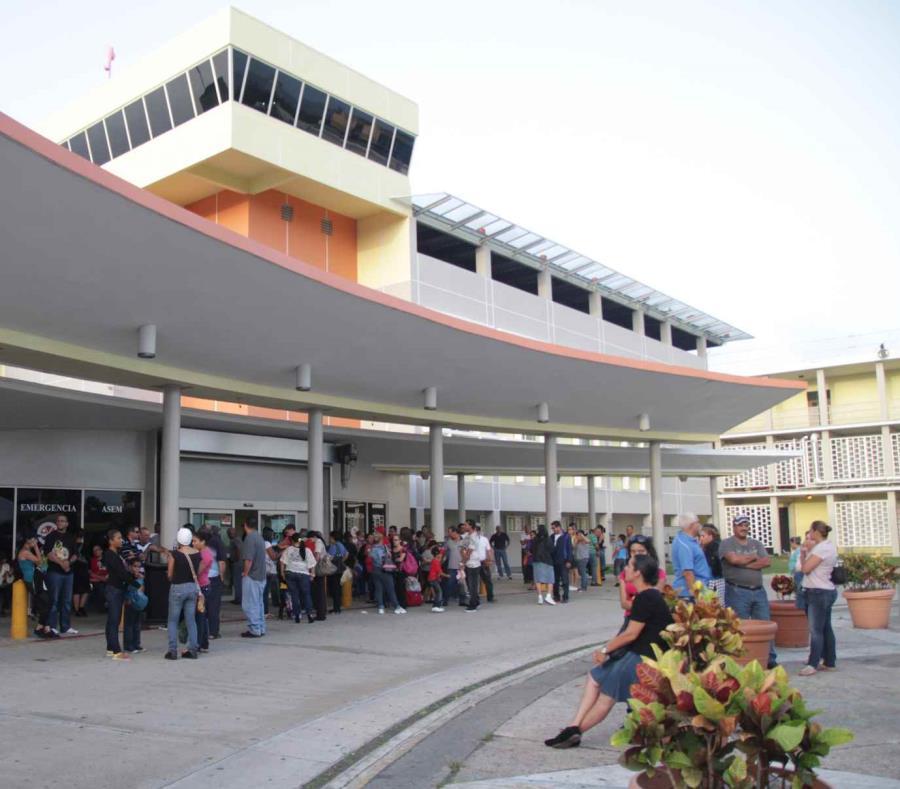 En la foto la sala de emergencias del Centro Médico de Río Piedras (semisquare-x3)