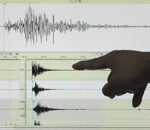 Las réplicas del sismo