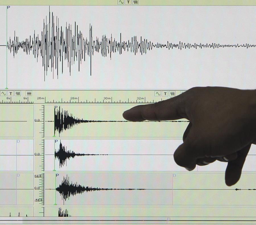 Se registra fuerte sismo cerca de una planta de energía nuclear
