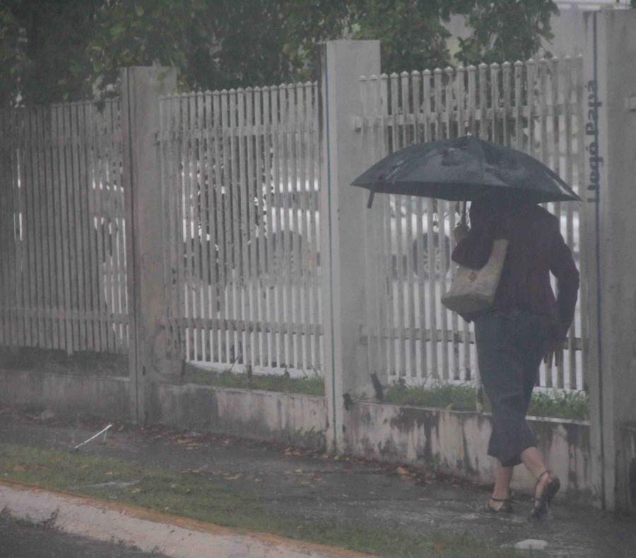 Hoy se esperan fuertes lluvias. (GFR Media) (semisquare-x3)