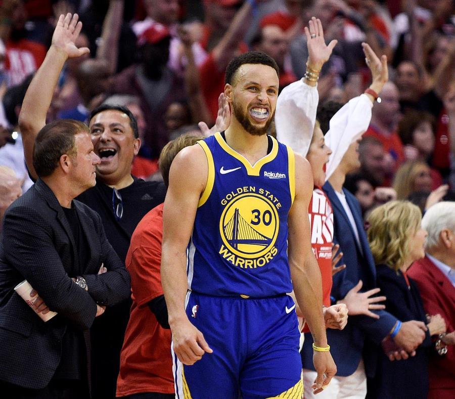 Los Warriors toman ventaja ante los Rockets, pero pierden a Kevin Durant
