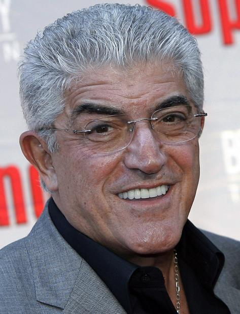 Muere Frank Vincent, actor de