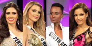 Estas son las diez finalistas de Miss Universe 2019