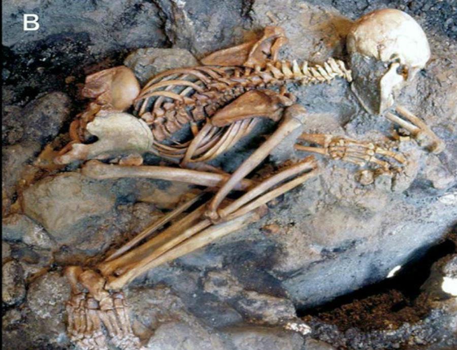 Un estudio detalla la muerte que tuvieron las víctimas del Vesubio (semisquare-x3)