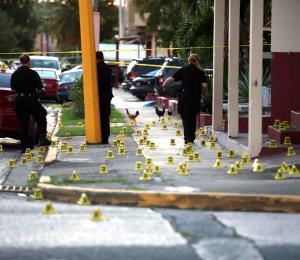 Sobre biombos, violencia y criminalidad