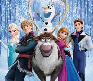 """Olaf de """"Frozen"""" llega con su alegría en la cuarentena"""
