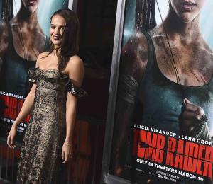 Alicia Vikander celebra los nuevos tiempos para Lara Croft