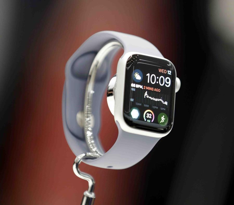 El último reloj de Apple permite monitorear el corazón (semisquare-x3)
