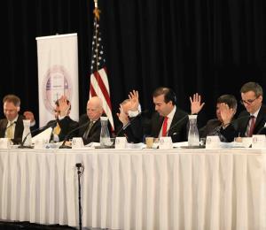 Un voto contra la Junta… también