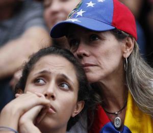 La solución venezolana es un cambio de gobierno