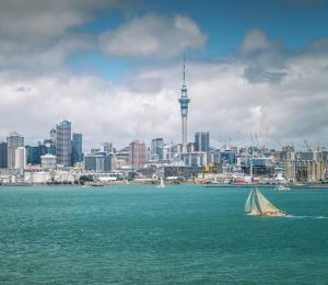 Auckland, metrópolis austral conectada con la naturaleza