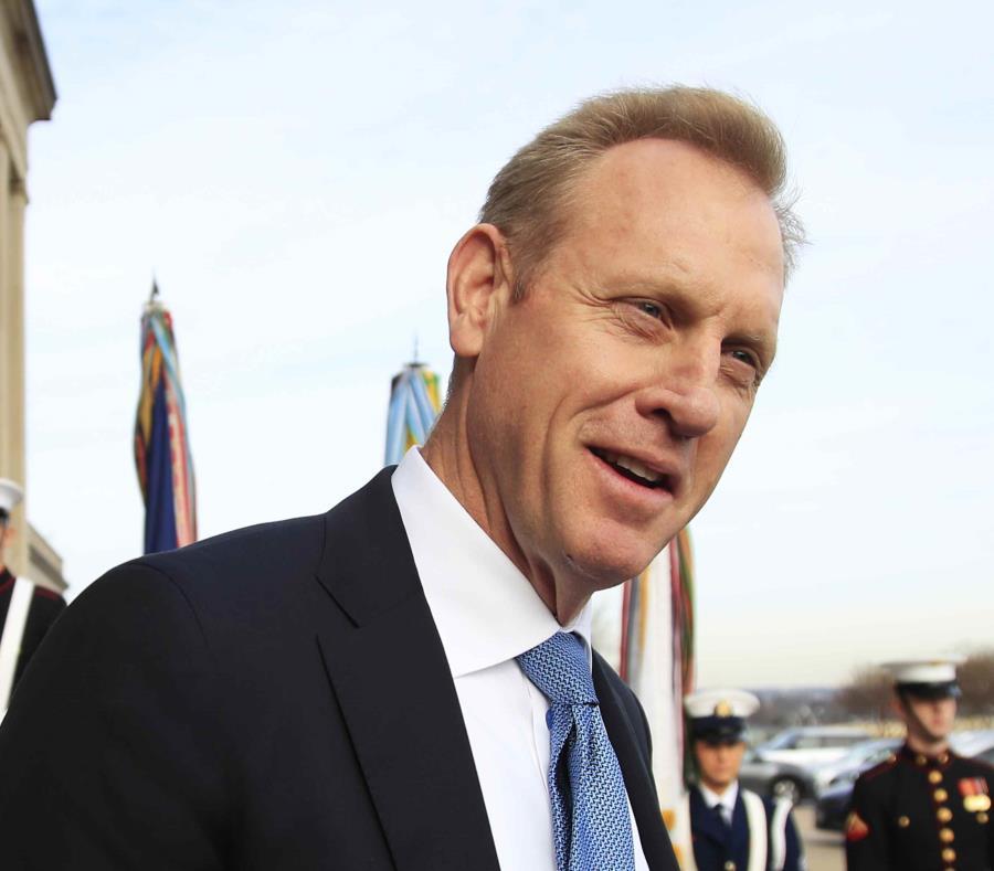 Patrick Shanahan, secretario interino de Defensa. (AP) (semisquare-x3)