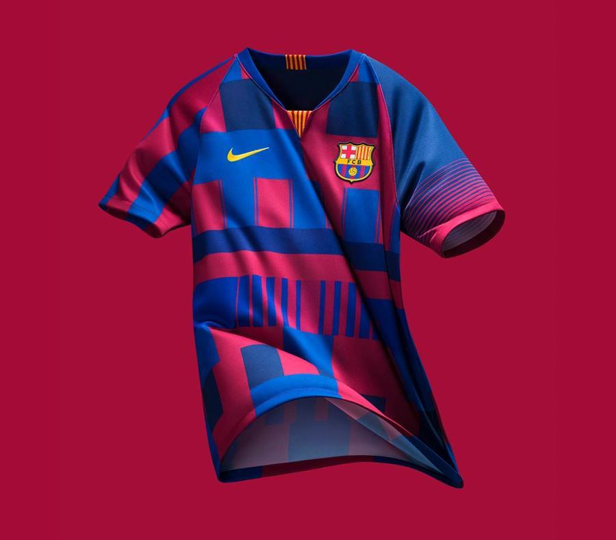 El binomio Nike-Barça se creó en 1988. (semisquare-x3)
