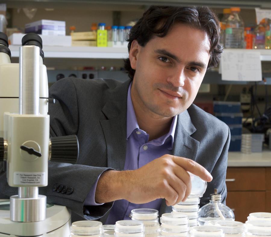 En marzo, Colón Ramos llevó todo su laboratorio a la isla, como parte de los retiros que realizan para discutir a fondo estrategias de investigación. (GFR Media) (semisquare-x3)