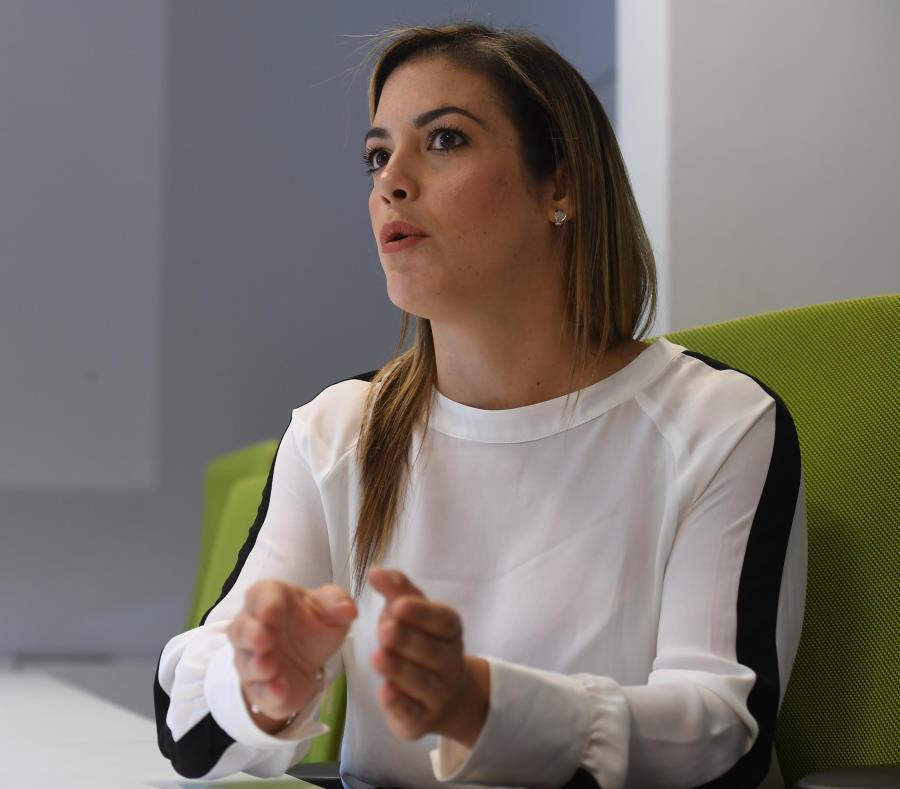 La directora de la Autoridad de Transporte Marítimo, Mara Pérez Torres, sostuvo que espera por que la EPA culmine su evaluación para continuar con los trabajos en el terminal de lanchas en Ceiba. (GFR Media) (semisquare-x3)
