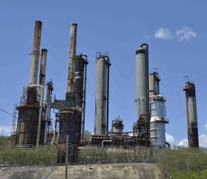 Revitalización en zonas contaminadas