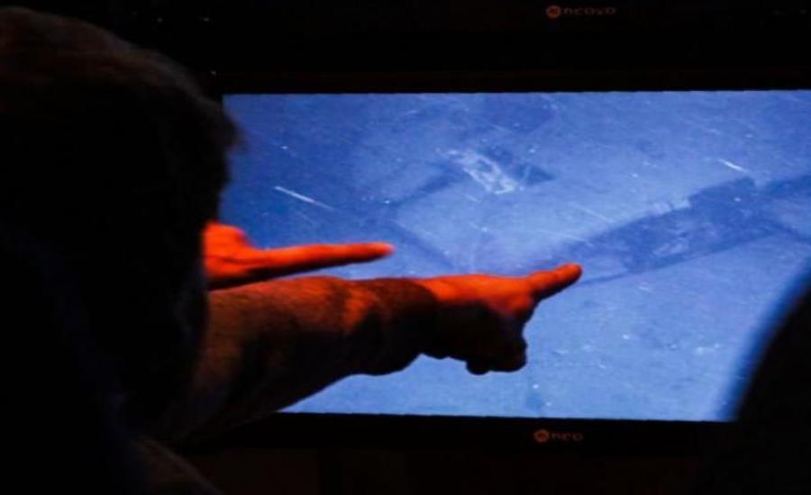 ARA San Juan: Difunden el video del preciso momento en que hallaron el submarino (semisquare-x3)