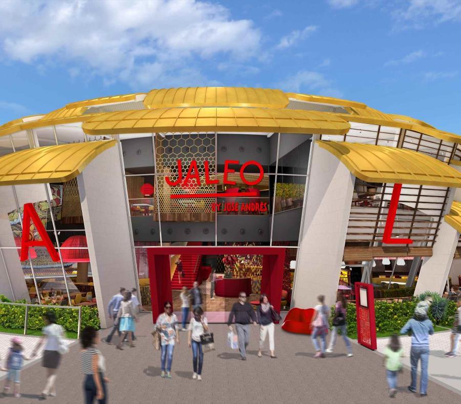 El restaurante Jaleo by José Andrés, abrirá en DIsney Springs, en Orlando, a finales de este año. (semisquare-x3)