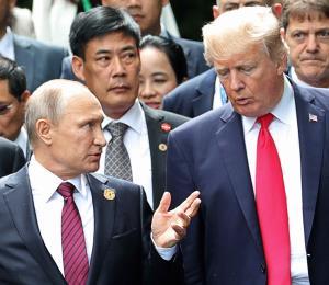 Trump y Putin hablan por teléfono de Corea del Norte