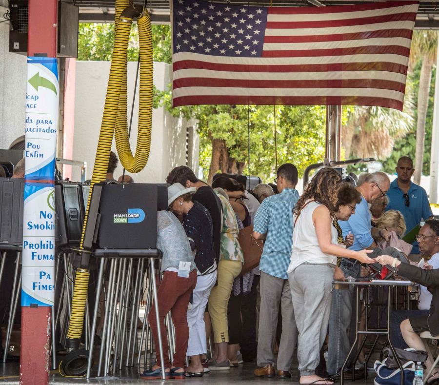 El republicano Ron DeSantis ganó la gobernación de la Florida