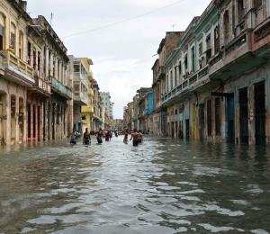 Las abundantes lluvias revierten la peor sequía en un siglo en Cuba