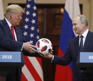 Trump ante la injerencia rusa