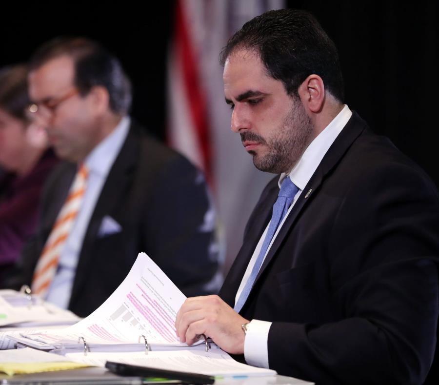 Christian Sobrino Vega, representante del gobernador en la JSF. (semisquare-x3)
