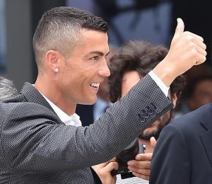 """Cristiano Ronaldo afirma que """"el Juventus no es un paso atrás"""""""