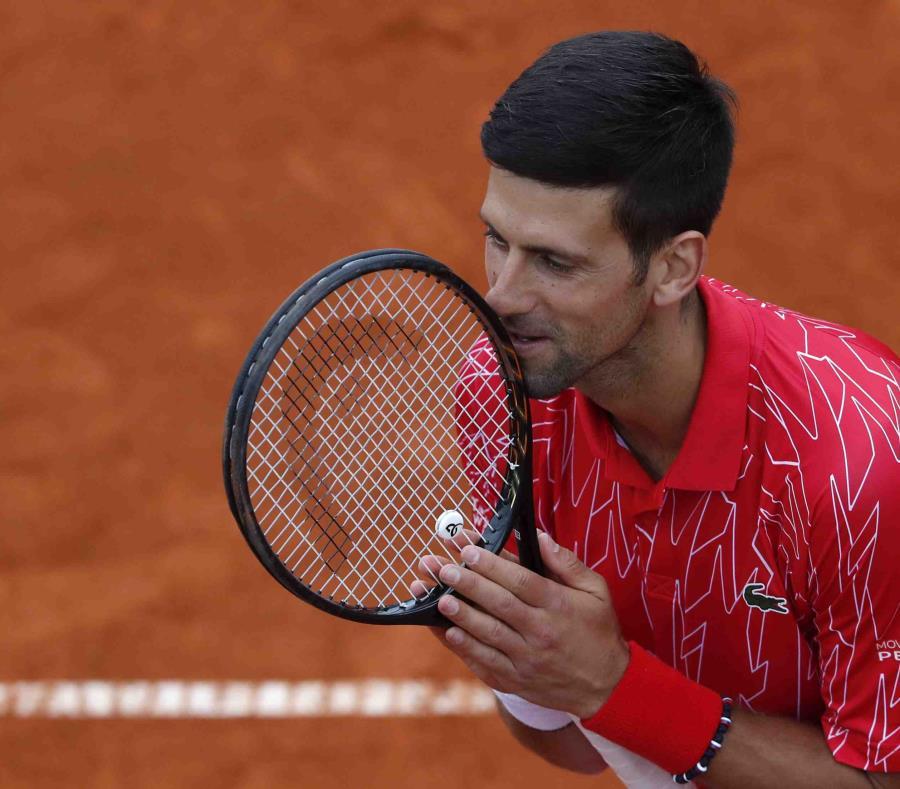 Novak Djokovic, el tenista número uno en el mundo, da positivo a ...