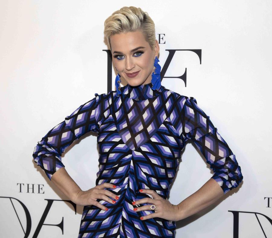 Katy Perry copió el ritmo de una canción cristiana de rap