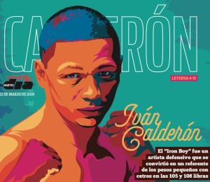 Descarga aquí la edición especial sobre Iván Calderón publicada en El Nuevo Día