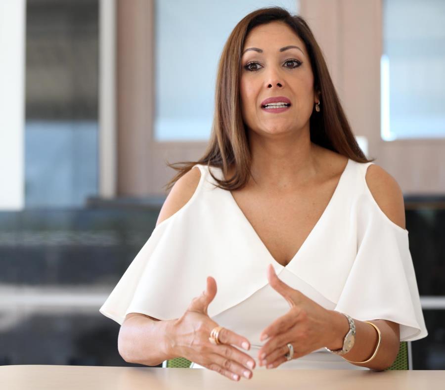 La empresaria Ingrid Schmidt sostuvo que renunció a la junta para dedicarle más tiempo a sus negocios de consultoría en el sector del cannabis. (semisquare-x3)