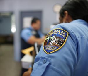 Arrestan al hombre que se robó una patrulla en Manatí