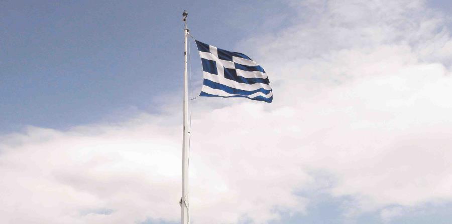 bandera de grecia (horizontal-x3)