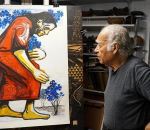 José R. Alicea, maestro del grabado