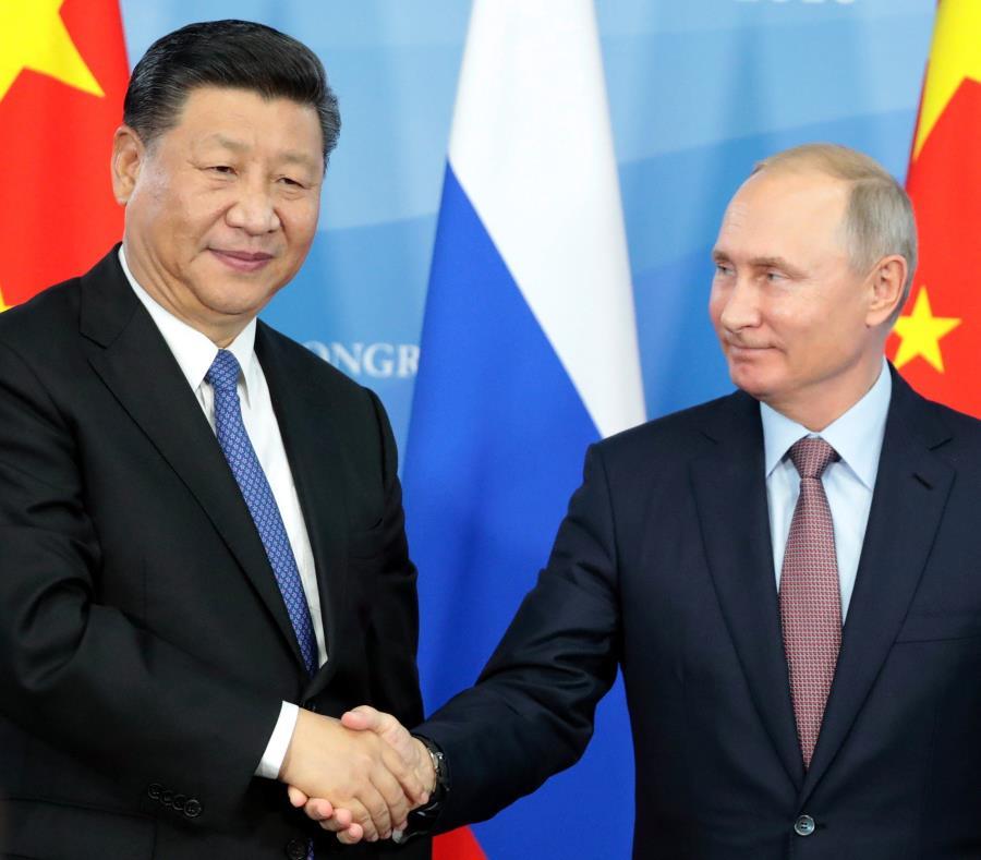 Resultado de imagen para Juego geopolítico de Rusia y Estados Unidos China
